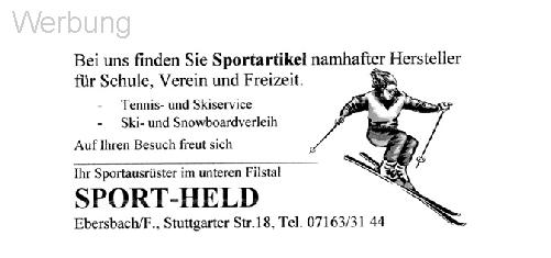 S013 Sport Held